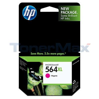 HP PHOTOSMART C6380 NO 564 XL INK CART MAGENTA
